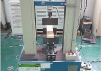 木材/胶合板抗弯强度测定
