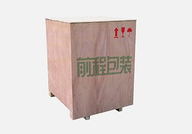 内框架木箱