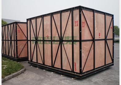 铁木框架包装