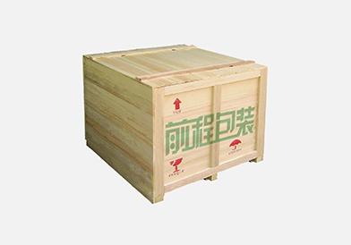 湖州外框架木箱