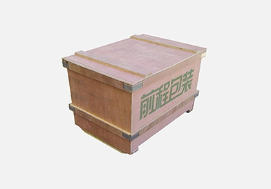 口字型木箱